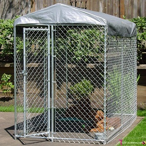 Metal Dog Houses